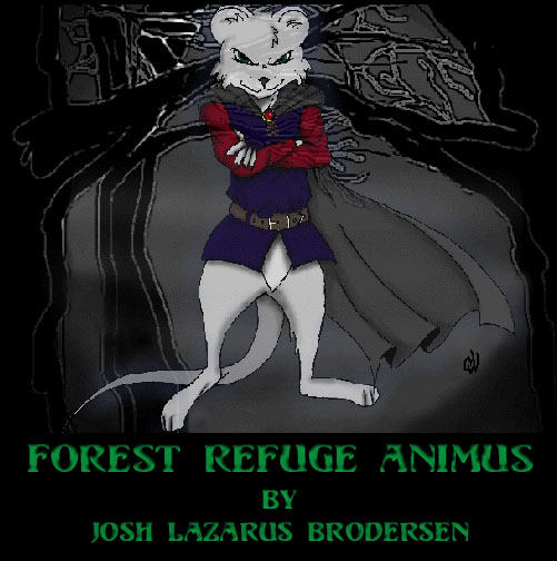 Forest Refuge Animus title image by Neil Weber