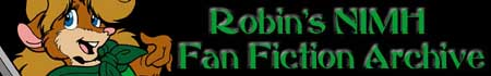 Robin's Fan Fiction Archive